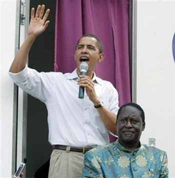 Obamaodinga