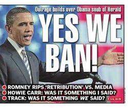 Boston Herald - Yes We Ban